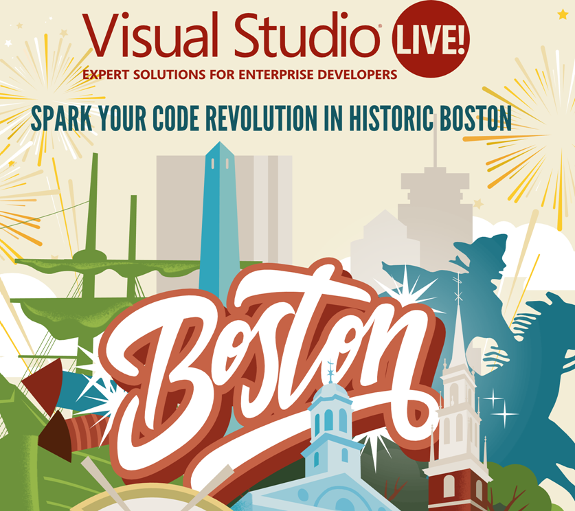 VSLive! 2019 Boston Workshop Details