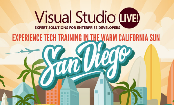 VSLive! 2019 San Diego Workshop Details